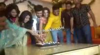 Vrushika Mehta and Avinash Mishra along with the cast of Yeh Teri Galliyan celebrate 400 & counting