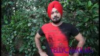 Tellychakkar.      com speaks to Gurpreet Ghuggi on the sets of Big Magic's Raavi