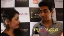 Stars at Tellychakkar.     com's 9th anniversary bash talk about their association with     Tellychakkar