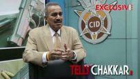 Tellychakkar.                com catches up with Shivaji Satam on the sets of CID- Part 2