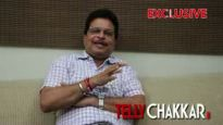 Producer Asit Modi in a tete-a-tete with Tellychakkar.                com- Part 2