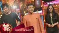 Masala Bites Episode 32: Watch Jaya Bachchan, Farah Khan, Anu Malik, Krushna Abhishek, Aishwarya Rai Bachchan and more...