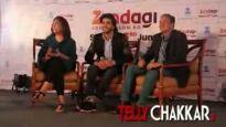 Pakistani heartthrob Imran Abbas talks about Zindagi