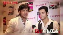 Naman Shaw and Abhishek Sharma talk about their show Aashi