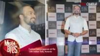Masala Bites Episode 45: Telly Awards Redcarpet..Anil Kapoor, Anupam Kher & more