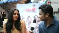 Exclusive: Neha Dhupia talks about Ekkees Toppon Ki Salaami