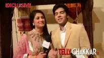 Kinshuk Mahajan and Shefali Sharma get talking about Tum Aise Hi Rehna