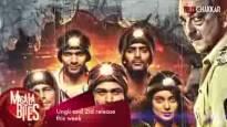 Masala Bites Episode 55: KSG, Jennifer, Ungli, Zid, Genelia, Riteish, Roadies, Tellychakkar.        com's social experiment        & more...