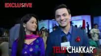 Meet Aarushi and Vihaan of Satrungi Sasural