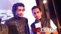 Dancing star Shantanu Maheshwari back on TV