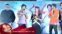 Masala Bites Episode 79: Shahid, Splitsvilla 8, Kapil Sharma, Dayaben, Ekta Kapoor & more....