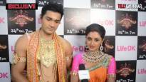 #Navrartri spl : Rashami & Mrunal's Navratri wishes