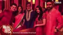 Masala Bites Episode 95: Aly-Asha, Prem Ratan, Bachchan Diwali, Ashoka & more..