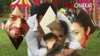 #IshRuRa spl : Awww moments of Ishita-Ruhi-Raman