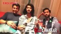 Checkout: Nakuul-Kunal-Leenesh's BROMANCE