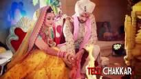 #DiVekWedding : Divyanka-Vivek's fairytale wedding