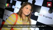 Just walkout from an unhappy realationship : Pragati Mehra