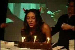 Ashita celebrates her birthday with close pals