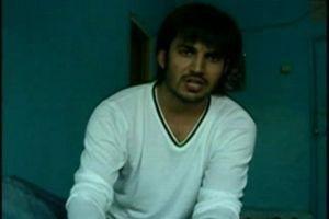 Ajay boards Palampur Express