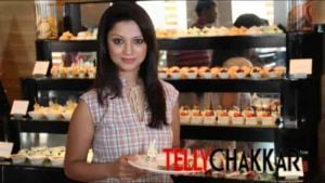 Eating out with Adaa Khan