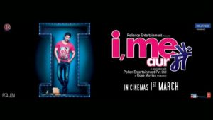 "Catch this latest song ""Naa Jaane Kahaan Se"" from the movie ""I Me Aur Main"""