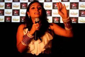 Ashita Dhawan turns a singer