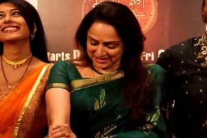The evergreen Hema Malini on Maati Ki Banno