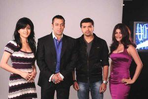 Sonal Sehgal, Salman Khan, Himesh Reshamiya, Shehnaaz