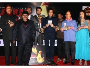 Music launch of Bloody Isshq