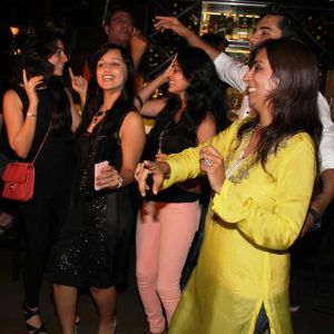 First episode screening party of Meri Bhabhi