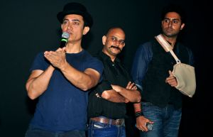 Trailer launch of Dhoom 3
