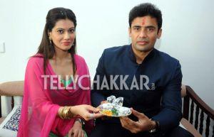 Sangram and Payal's engagement