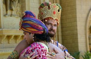 Himanshu Soni and Sameer Dharmadhikari