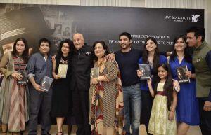 Launch of Prem Chopra's biography