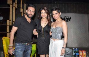 Shekhar Ravjiani, Shamita Shetty and Gauri Malhotra Narang
