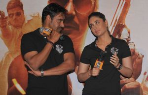 Ajay Devgan and Kareena Kapoor