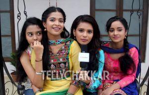 Ishita Ganguly, Sonal Vengurlekar, Neha Pednekar, Pragati Chourasiya