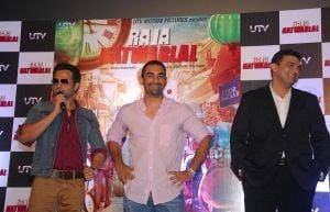 Emraan Hashmi,Filmmaker Kunal Deshmukh and Siddharth Roy Kapur