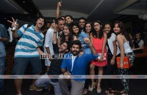The Lost Boys of Indian Television party in style