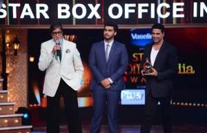 Amitabh Bachchan, Arjun Kapoor and Akshay Kumar