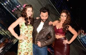 Kalki Koechlin, Saif Ali Khan and Ileana D'cruz on India's Raw Star