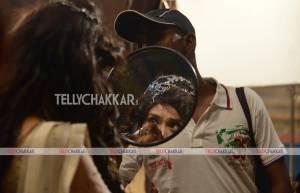 On the sets of &TV's Razia Sultan