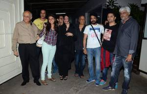 Screening of 'Hamari Adhuri Kahani'