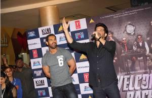 John Abraham and Anil Kapoor
