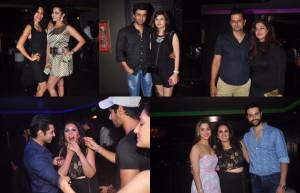 Munisha Khatwani's happening birthday bash