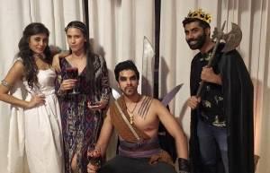 Kritika's 'Game of Thrones' themed birthday bash