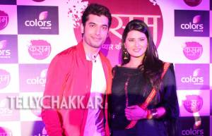 Ssharad Malhotra and Kratika Sengar