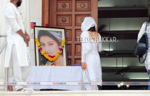 PHOTOS: Pratyusha's prayer meet