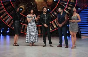 'Azhar' team on So You Think You Can Dance