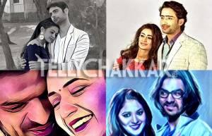 TV couples and 'prisma' magic
